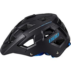 BBB Nanga BHE-54 Kask rowerowy, matte black/blue